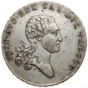 Talar, 1814 IB, Warszawa; Aw: Głowa księcia w prawo, wo...