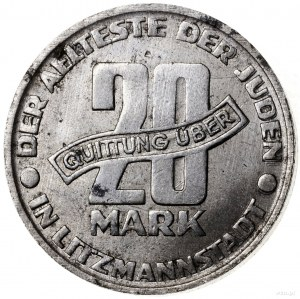 20 marek, 1943, Łódź; Jaeger L.5, Parchimowicz 16, Saro...