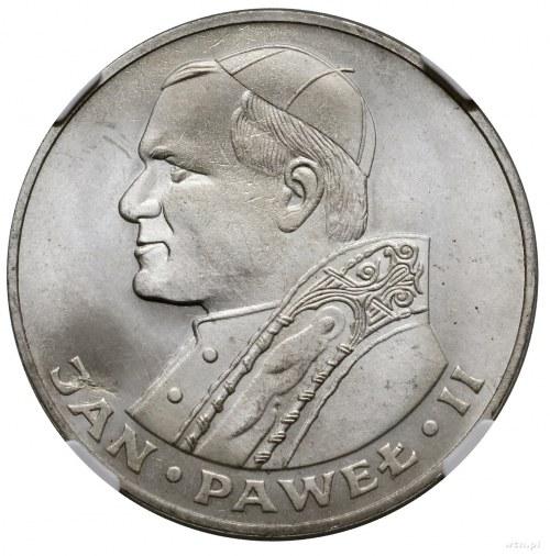 FALS! 200 złotych, 1982, mennica w Szwajcarii; Jan Paweł II; ...