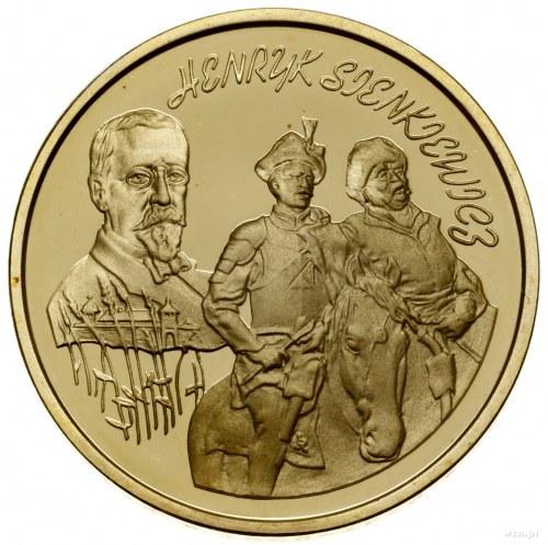 200 złotych, 1996, Warszawa; Henryk Sienkiewicz; Fr. 16...