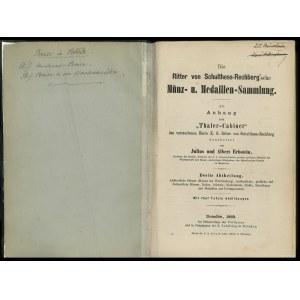 Julius und Albert Erbstein, Die Ritter von Schulthess-R...