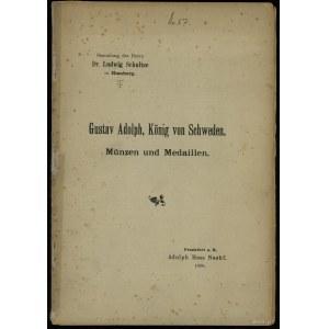 Katalog aukcyjny Adolph Hess Nachf., Gustav Adolph, Kön...