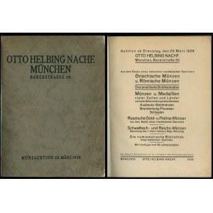Otto Helbing Nachf., Aus dem Besitz eines bekannten nor...