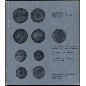 Galerie des Monnaies, 1980 Auction Sale. Coins of the W...