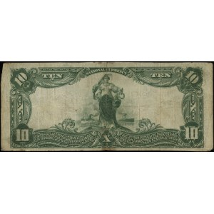National Currency; The Lake County National Bank of Lib...