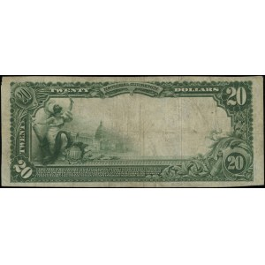 National Currency; The Farmers National Bank of Kittann...