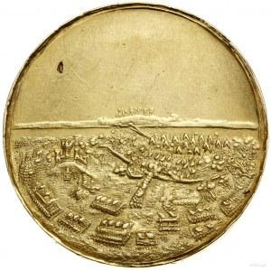 Medal dziesięciodukatowy na pamiątkę elekcji Jana III, ...