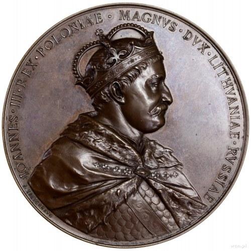 Medal na pamiątkę 200. rocznicy bitwy pod Wiedniem, 188...