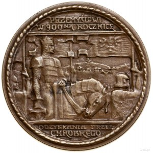 Medal na pamiątkę 900. rocznicy odzyskania Przemyśla, 1...
