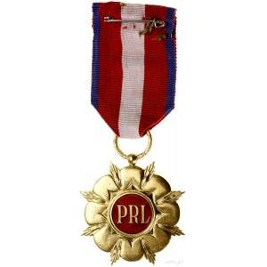 Order Budowniczych Polski Ludowej, od 1952, projektu Mi...