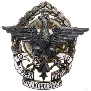 Oficerska odznaka pamiątkowa 55. Pułku Piechoty, od 193...