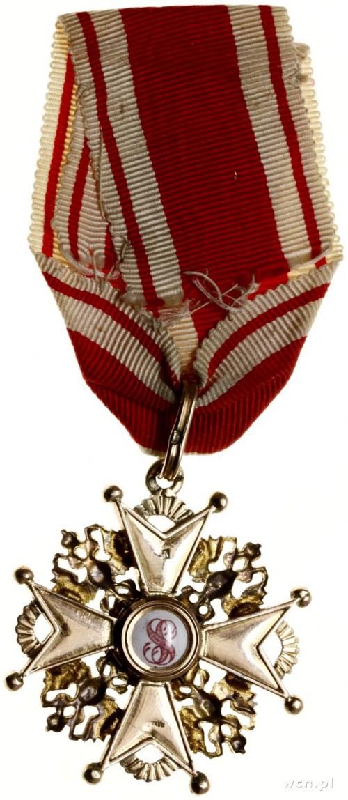 Cesarski iKrólewski Order Świętego Stanisława II klasy...