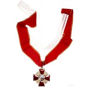 Order Świętej Anny III klasy (Орден Святой Анны), 1899–...