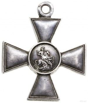 Krzyż Świętego Jerzego IV stopnia, 1913–1915; Krzyż na ...