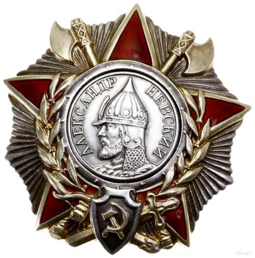 Order Aleksandra Newskiego (Орден Александра Невскoго),...