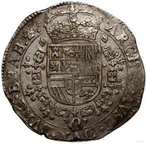 Brabancja; Patagon, 1670, mennica Bruksela; Davenport 4...
