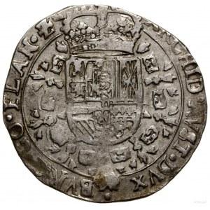 Flandria; 1/2 patagona, 1685, mennica Brugia; Delmonte ...
