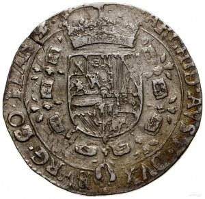 Flandria; 1/2 patagona, 1689, mennica Brugia; Delmonte ...