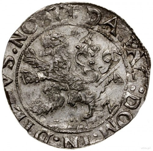 1/2 talara lewkowego (Halve Leeuwendaalder), 1642; Delm...