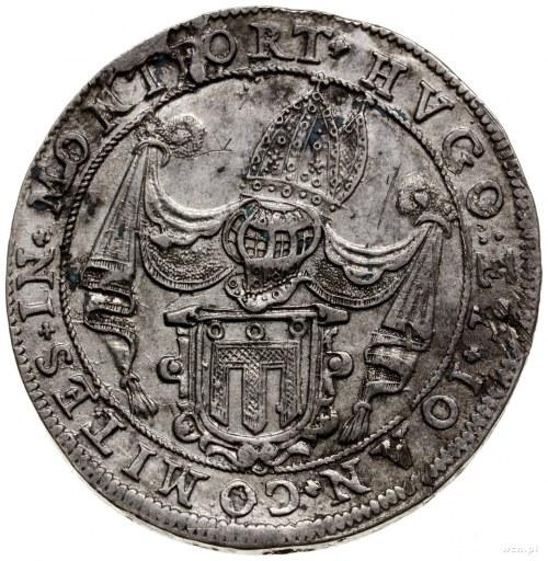 Talar, 1621; Aw: Tarcza herbowa, nad którą hełm imitra...