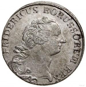1/3 talara, 1774 E, mennica Królewiec; Kluge BNF 146.4,...