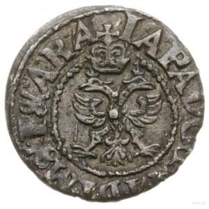 Siewski czech, 1686; Aw: Ukoronowany, dwugłowy Orzeł, I...