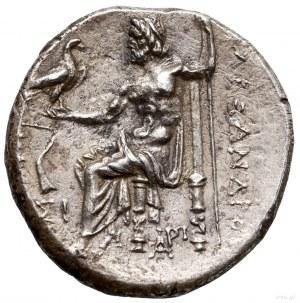 Tetradrachma (z imieniem Aleksandra III Wielkiego), 230...