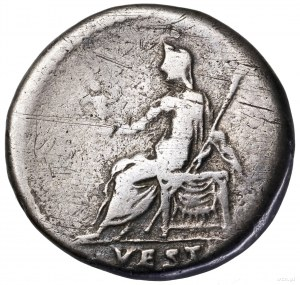 Cystofor, 81–82, Efez; Aw: Popiersie Augusty w prawo, I...