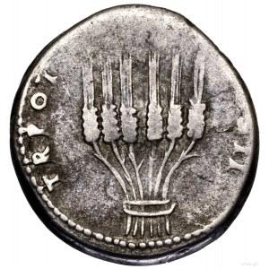 Cystofor, 98–99, Efez (?); Aw: Głowa cesarza w wieńcu l...