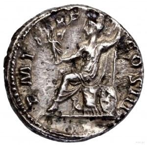 Denar, 119–122, Rzym; Aw: Głowa cesarza w wieńcu laurow...