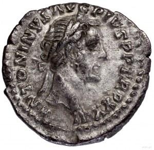 Denar, 159–160, Rzym; Aw: Głowa cesarza w wieńcu laurow...