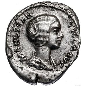 Denar, 193, Rzym; Aw: Popiersie cesarzowej w prawo, MAN...