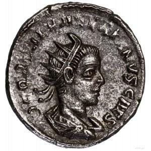 Antoninian bilonowy, 258–260, Antiochia; Aw: Popiersie ...