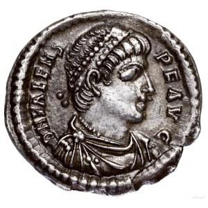 Silikwa, 367–375, Antiochia; Aw: Głowa cesarza w diadem...