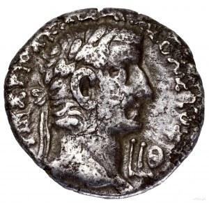 Tetradrachma bilonowa, 32–33 (19 rok panowania), Aleksa...