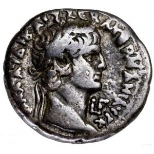 Tetradrachma bilonowa, 42–43 (3 rok panowania), Aleksan...