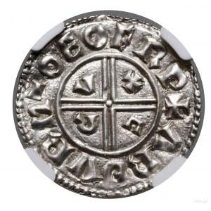 Denar typu Crux, York, mincerz Arthur; Aw: Popiersie wł...