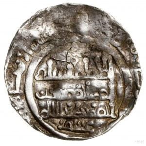 Niemieckie naśladownictwo dirhema kalifa Hishema II bit...