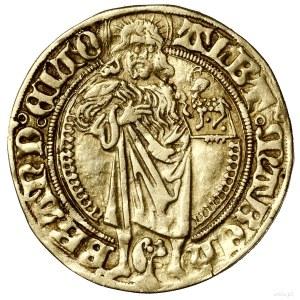 Floren (goldgulden), bez daty, Schwabach; Aw: Św. Jan C...