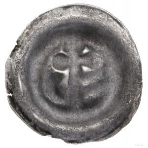 Brakteat (być może naśladownictwo (?)), XIII–XIV w.; La...