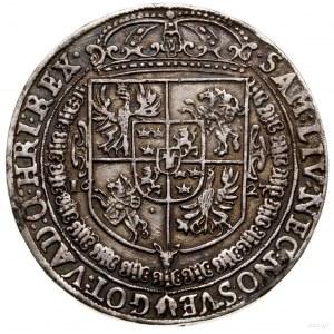 Talar, 1627, Bydgoszcz; Aw: Duże popiersie władcy w pra...