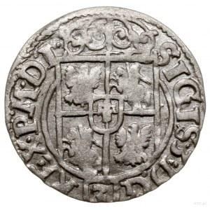 """Półtorak, """"1611"""", Bydgoszcz; odmiana z omyłkowo nabitą ..."""