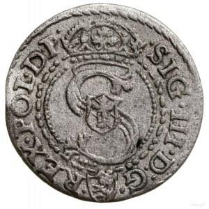 Szeląg, 1592, Malbork; Kop. 620, Kopicki (ZIIIW) 160; l...