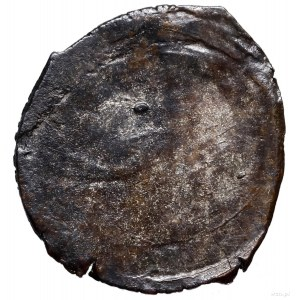 Denar jednostronny, 1609, Wschowa; odmiana z pełną datą...