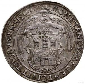 Talar, 1630, Toruń; Aw: Półpostać króla w prawo, w koro...