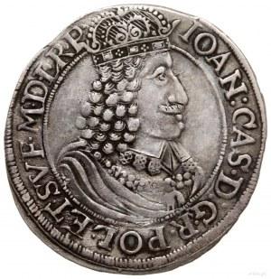Ort, 1655, Toruń; odmiana z napisem SVF zamiast SVE, u ...