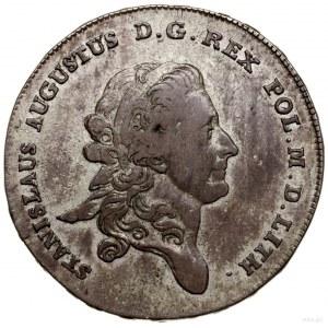Talar, 1775, Warszawa; wariant z napisem LITH na awersi...
