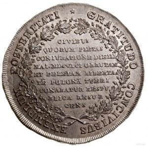 Talar historyczny zwany targowickim, 1793, Warszawa; Aw...