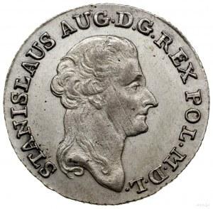 Złotówka (4 grosze), 1790 EB, Warszawa; H-Cz. 3321, Par...