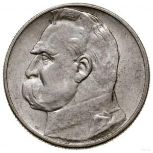 2 złote, 1936, Warszawa; Józef Piłsudski; Kop. 2915 (R5...